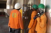 CIMENTOS DE MOÇAMBIQUE | Manutenção de Filtros de Mangas